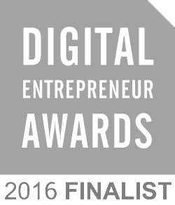 Digital Entrepreneur Awards 2016 Finalist