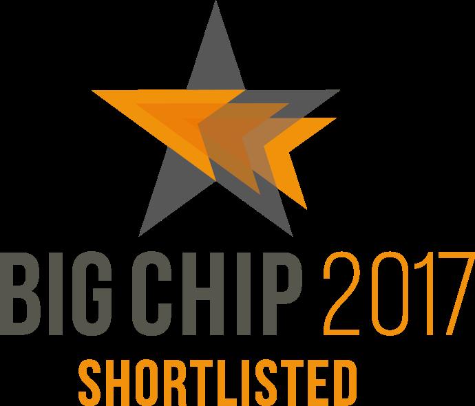 Big Chip Awards 2017 colour logo
