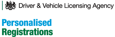 DVLA personalised Registrations
