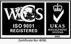 ISO 9001 Cert no. 4090