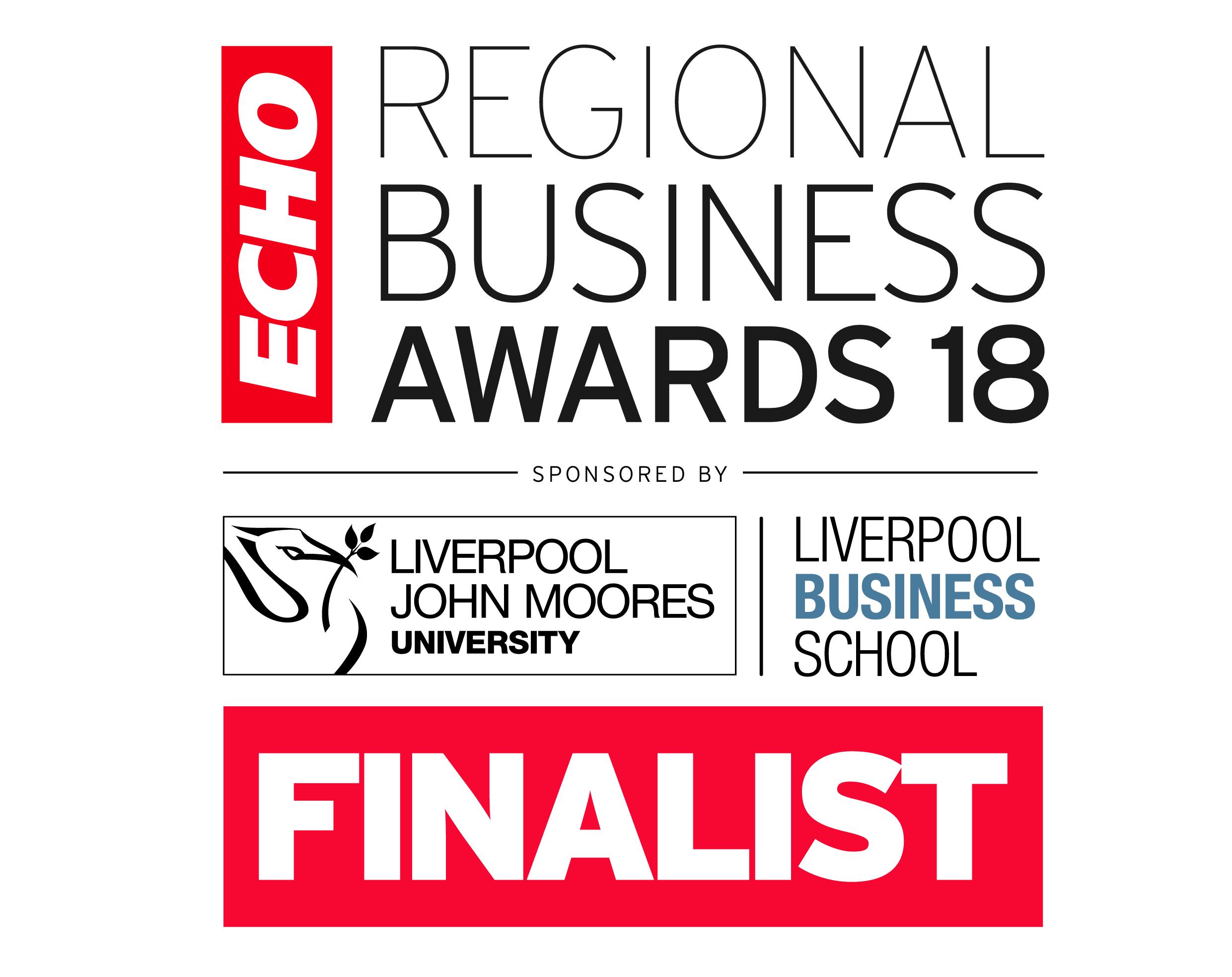 Echo Regional Business Awards 18 Finalist