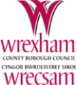 Wrexham County Borough Council logo