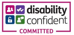 Disability Confident scheme logo
