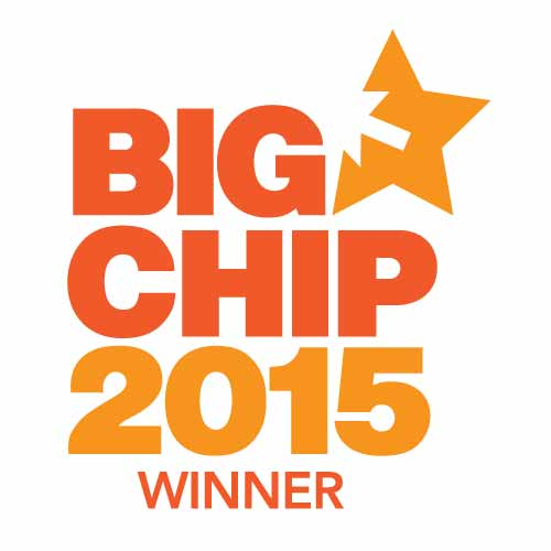 Big Chip 2015 Winner