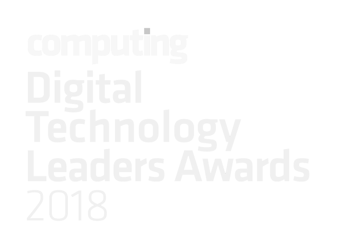 Computing Digital Technology Leaders Awards 2018 finalist logo