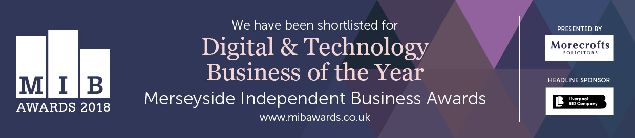 Merseyside Independent Business Awards 2018 shortlisted logo