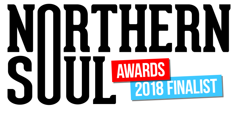 Northern Soul Awards 2018 finalist logo