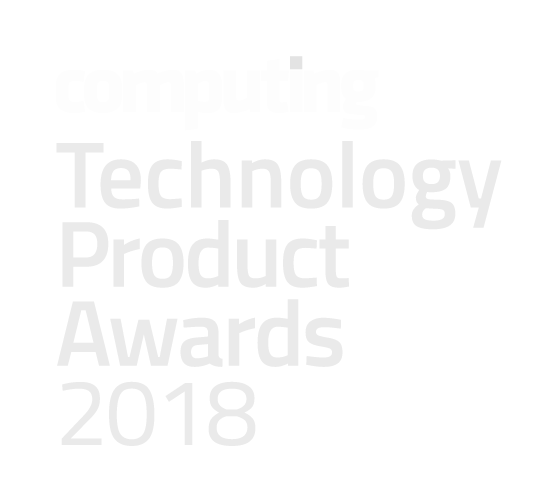 Computing Technology Product Awards 2018 finalist logo
