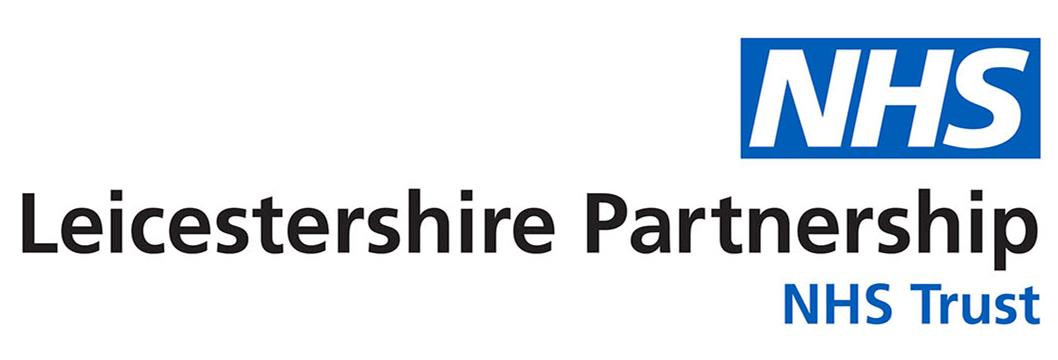 Leicestershire Partnership NHS Trust logo