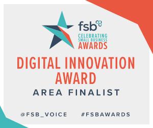 FSB Awards 2019 Digital Innovation finalist logo