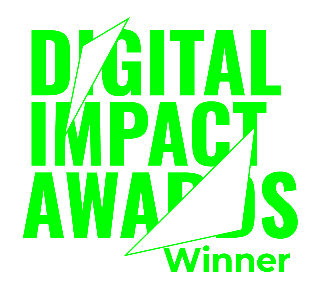 Digital Impact Awards 2019 - Bronze Winner